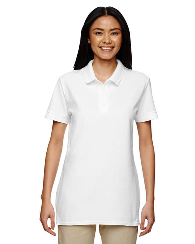 Ladies'  Premium Cotton Ladies' 6.6oz. Double Piqu Polo