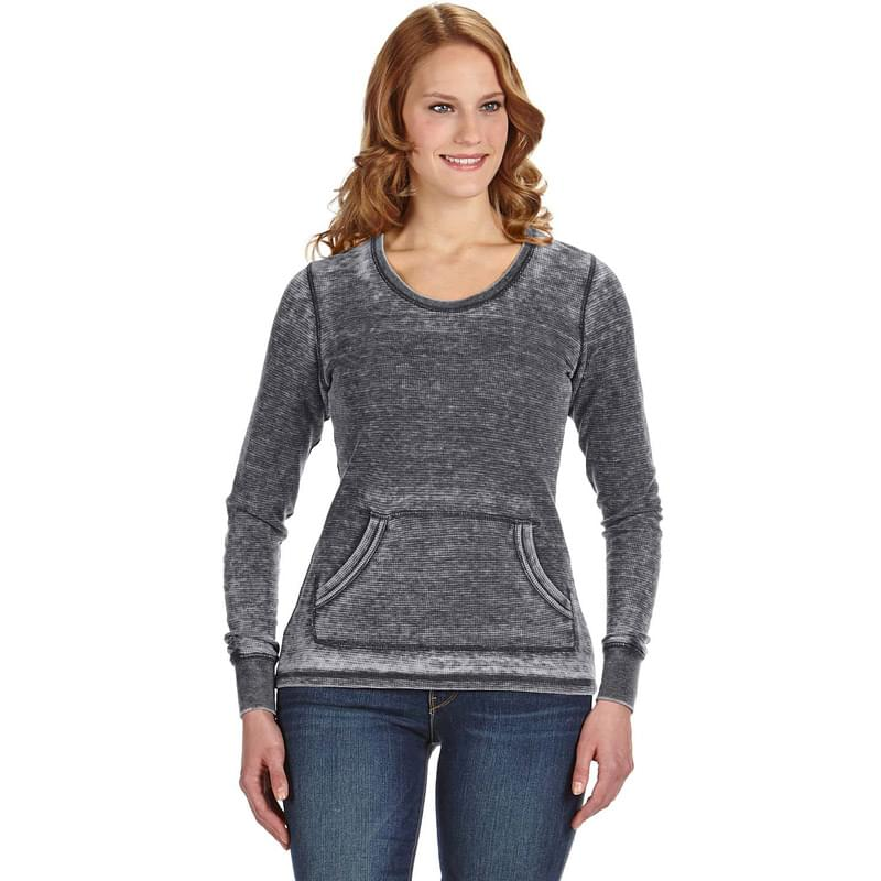 Ladies' Zen Thermal Long-Sleeve T-Shirt
