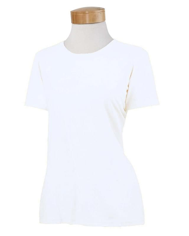 Ladies' 8.3 oz./lin. yd. HD CottonTM T-Shirt