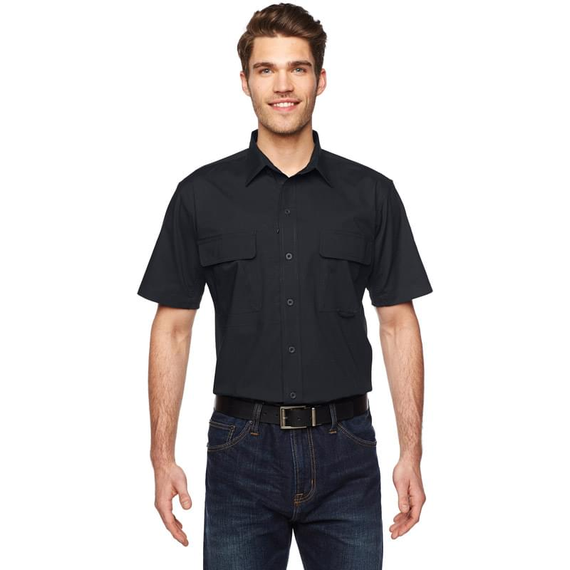 Men's 4.5 oz. Ripstop Ventilated Tactical Shirt