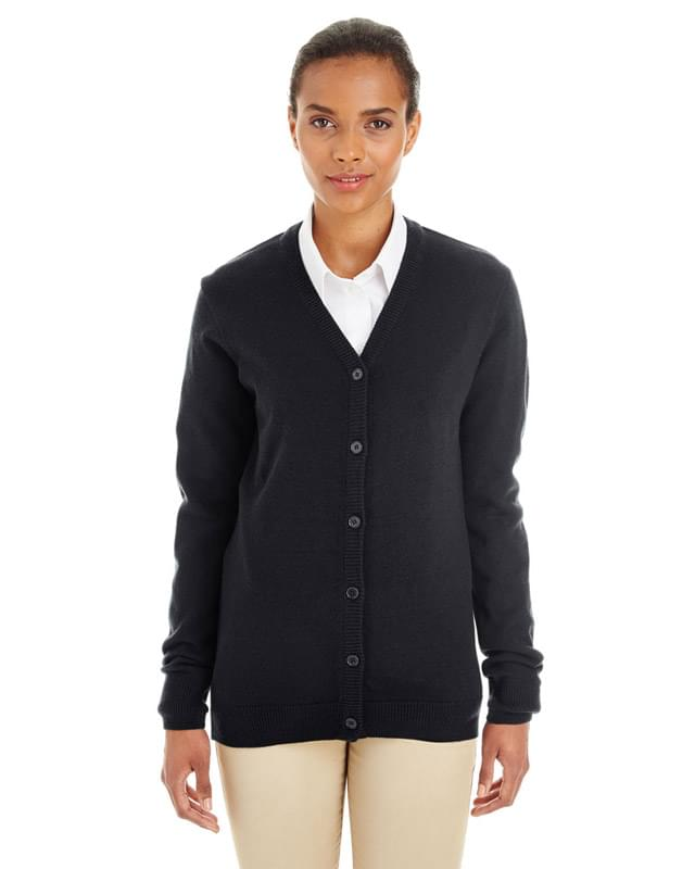Ladies' Pilbloc V-Neck Button Cardigan Sweater