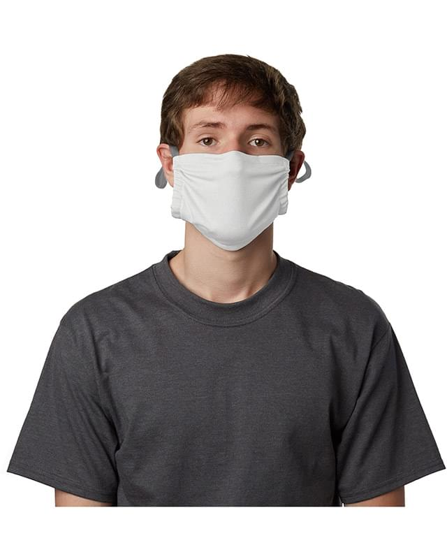 Adult Polyester Adjustable Pocket Mask