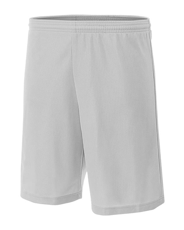 Youth Lined Micro Mesh Short