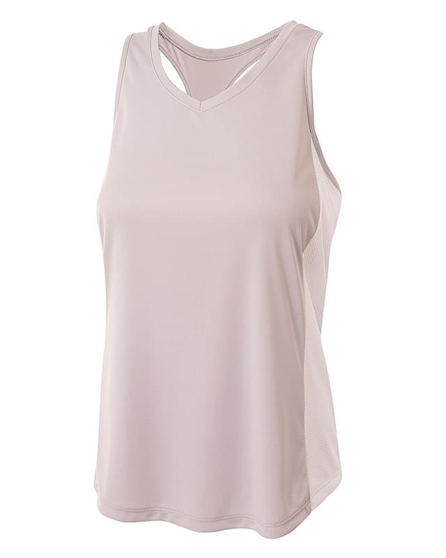 Ladies' Pacer Singlet with Racerback