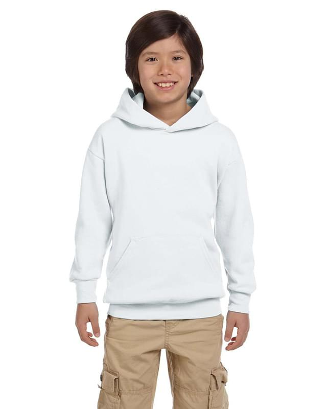 Youth 7.8 oz. EcoSmart 50/50 Pullover Hood