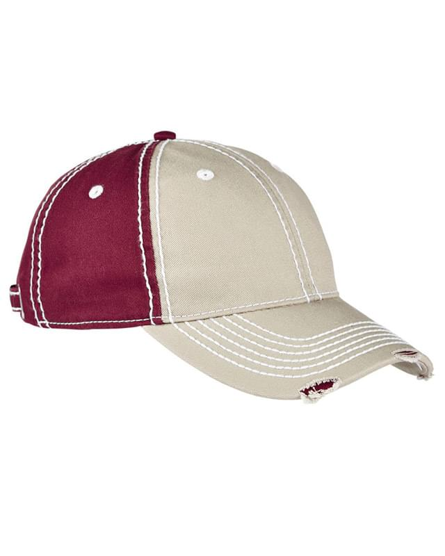 Adult Distressed Rambler Cap