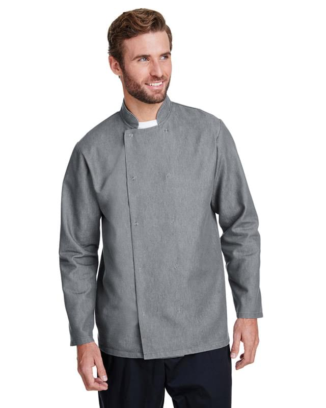 Unisex Denim Chef's Coat