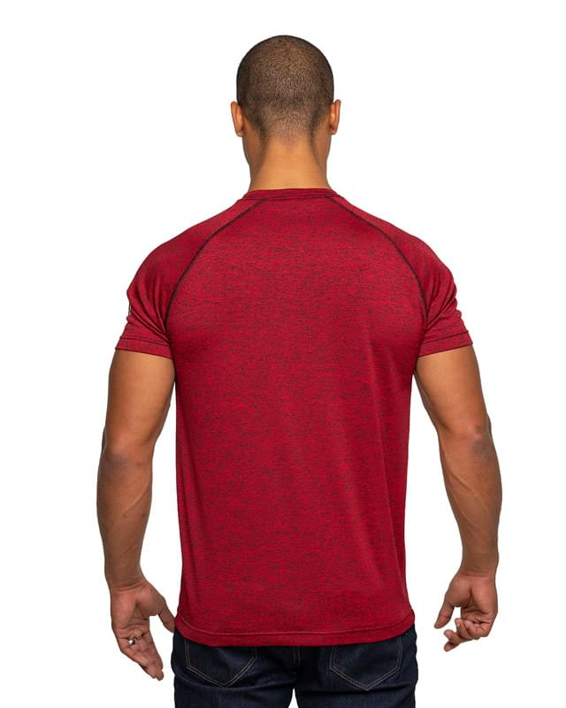 Adult 4.4 oz., Perfomance Cationic Insert T-Shirt