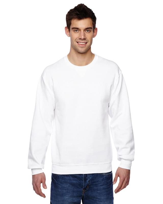 Adult 7.2 oz. SofSpun Crewneck Sweatshirt