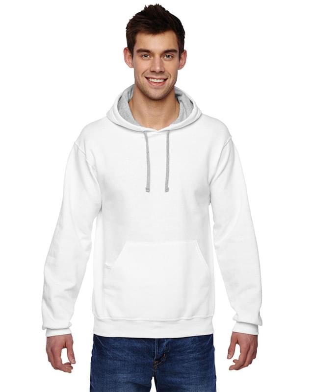 Adult 12 oz./lin. yd. SofSpun Hooded Sweatshirt