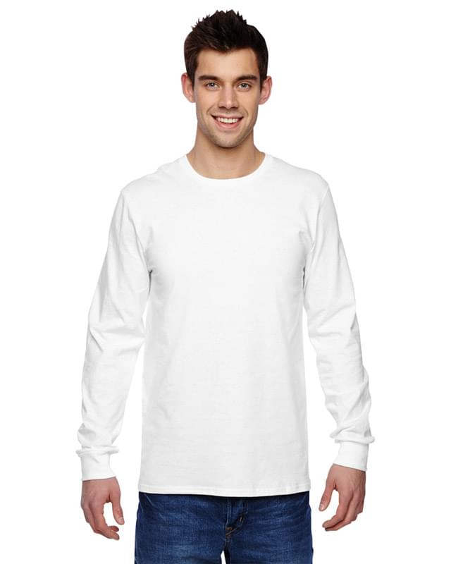 Adult 4.7 oz. Sofspun? Jersey Long-Sleeve T-Shirt