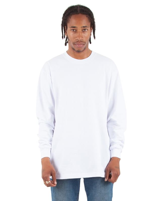 Adult 7.5 oz., Max Heavyweight Long-Sleeve T-Shirt