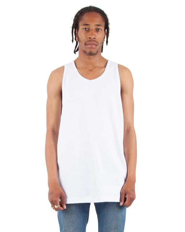 Adult 6 oz., Active Tank Top