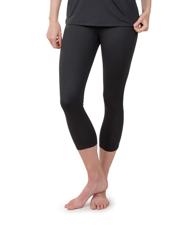Ladies' Steel Core Capri Pant