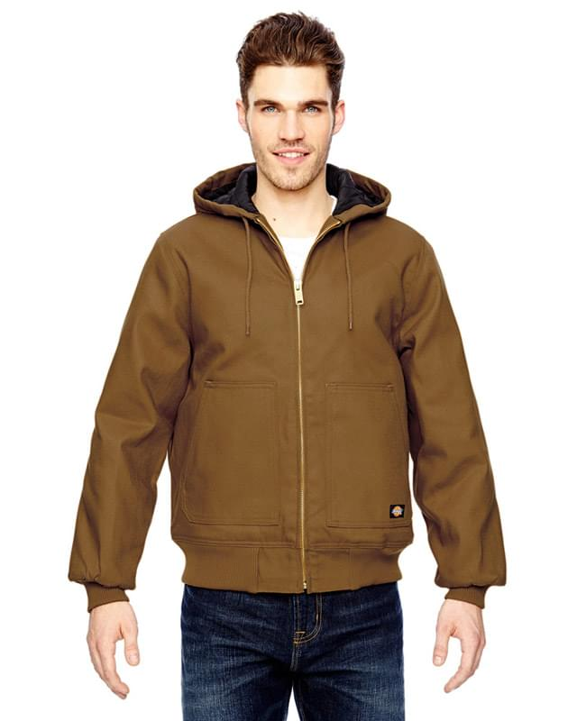 Men's 10 oz. Hooded Duck Jacket