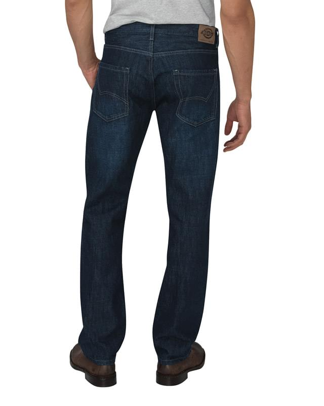 Men's X-Series Regular Fit Straight-Leg 5-Pocket Denim Jean Pant