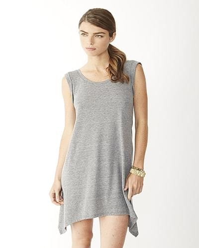 Ladies' Sharkbite Eco Jersey Triblend Dress