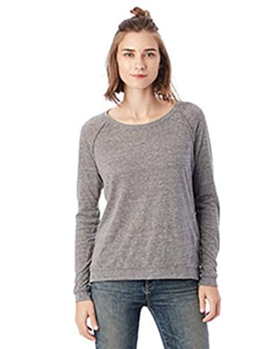 Ladies' Locker Room Eco-Jersey Pullover