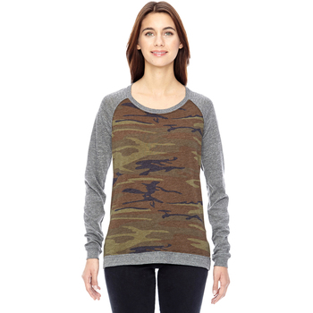 Ladies' Locker Room Eco-Jersey? Pullover