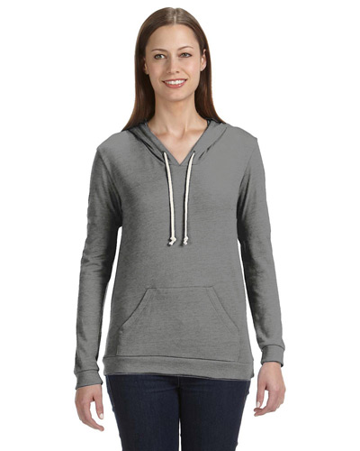 Ladies' Eco-Jersey PulloverHoodie