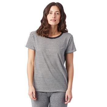 Ladies' Ideal Eco-Jersey T-Shirt