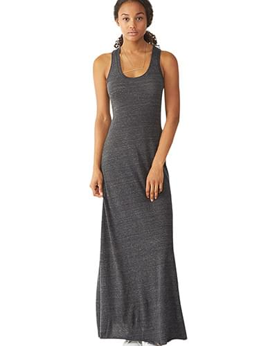 Ladies' Racerback Eco-Jersey Maxi Dress