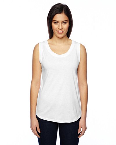 Ladies' Muscle Cotton Modal T-Shirt