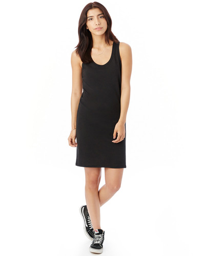 Ladies' Effortless Cotton Modal Tank Dress