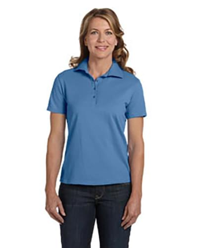 Ladies' 7 oz. ComfortSoft Cotton Piqu Polo