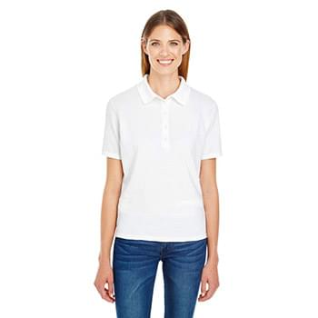 Ladies' 6.5 oz. X-Temp? Piqu? Short-Sleeve Polo with Fresh IQ