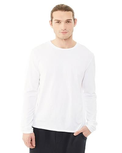 Men's Heritage Garment-Dyed Long-Sleeve T-Shirt