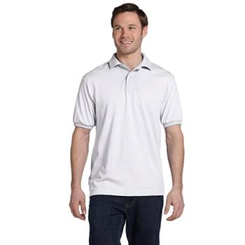 Adult 5.2 oz., 50/50 EcoSmart? Jersey Knit Polo