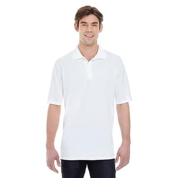 Men's 6.5 oz. X-Temp Piqu Short-Sleeve Polo with Fresh IQ