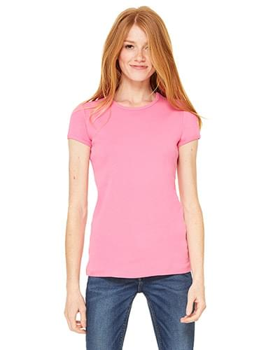 Ladies' Baby Rib Short-Sleeve T-Shirt