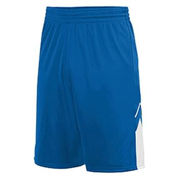 Unisex Alley Oop Reversible Short