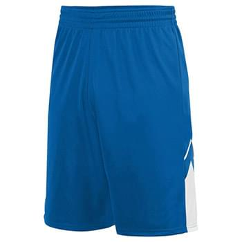Youth Alley Oop Reversible Short