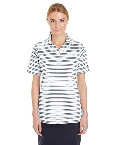 Ladies' Tech Stripe Polo