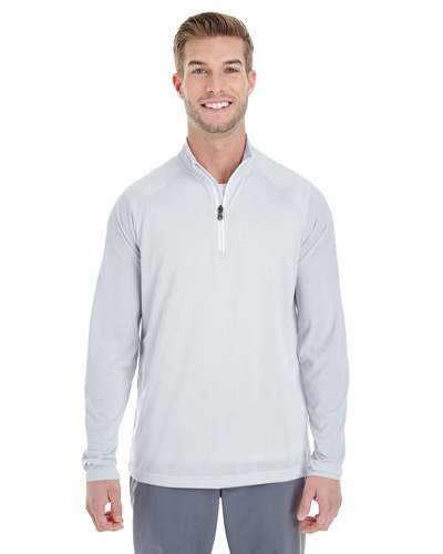 Men's Tech Stripe Quarter Zip
