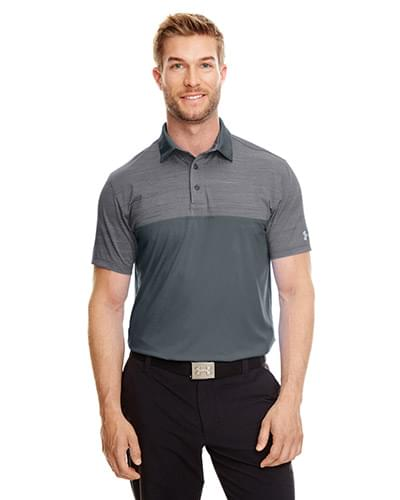 Men's UA Playoff Block Polo