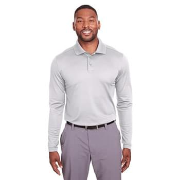 Mens Corporate Long-Sleeve Performance Polo