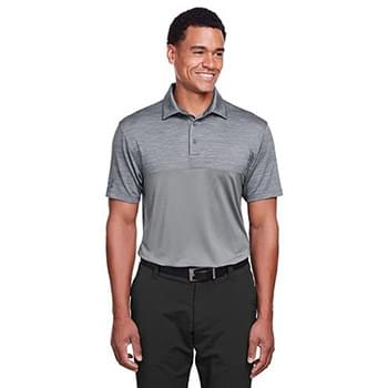 Mens Corporate Colorblock Polo