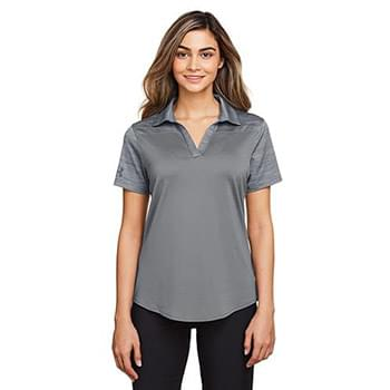 Ladies' Corporate Colorblock Polo