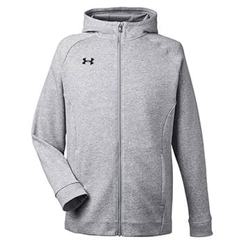 Men's Hustle Full-Zip Hooded Sweatshirt