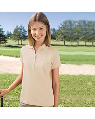 LADIES' PIMA COOL SHORT SLEEVE POLO