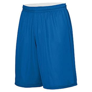 Unisex Reversible Wicking Short