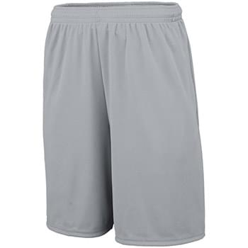 Youth Training Short with Pockets