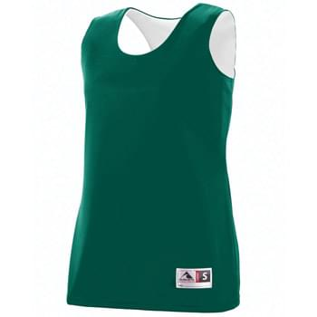 Ladies' Wicking Polyester Reversible Sleeveless Jersey
