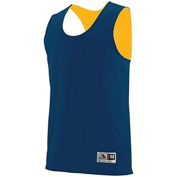 Adult Wicking Polyester Reversible Sleeveless Jersey