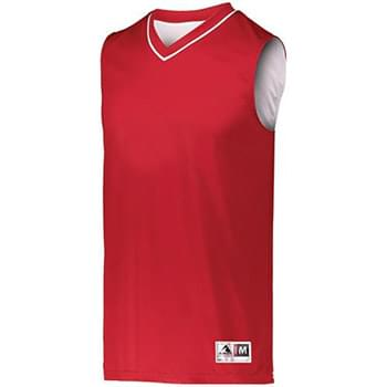 Youth Reversible Two-Color Sleeveless Jersey