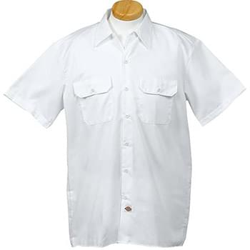 Unisex Short-Sleeve Work Shirt